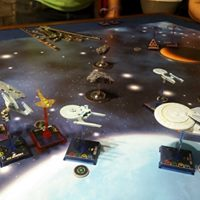 Heroes of the Alpha Quadrant - Cooperative Attack Wing Event