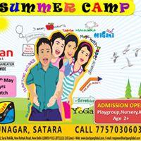 Summer Camp at Bachpan