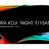Ura Koji Night