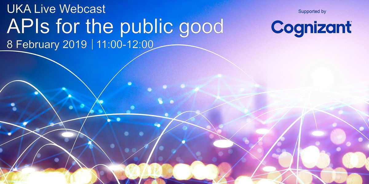 UKAuthority Live APIs for the public good