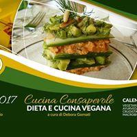 Cucina Consapevole Dieta e Cucina Vegana