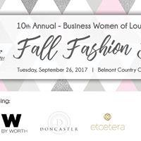 10th Annual Fall Fashion Show