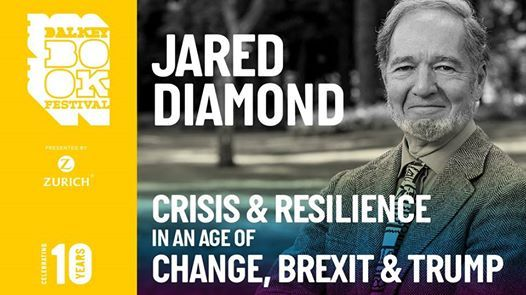 Dalkey Book Festival presents Jared Diamond