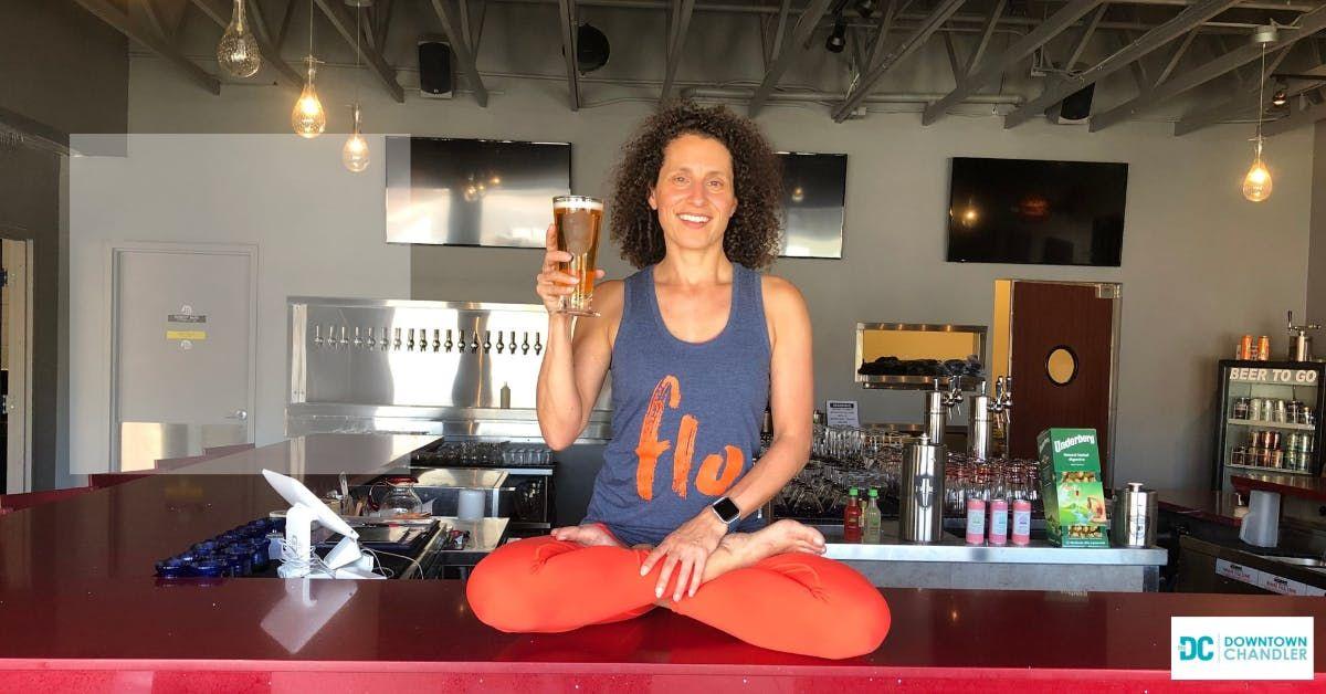 DCCP Presents Beer Yoga