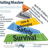 Revisiting Maslow Human Needs in the 21st Century