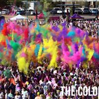 NYC Color Run 2017