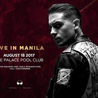 G-eazy Live at The Palace Pool Club