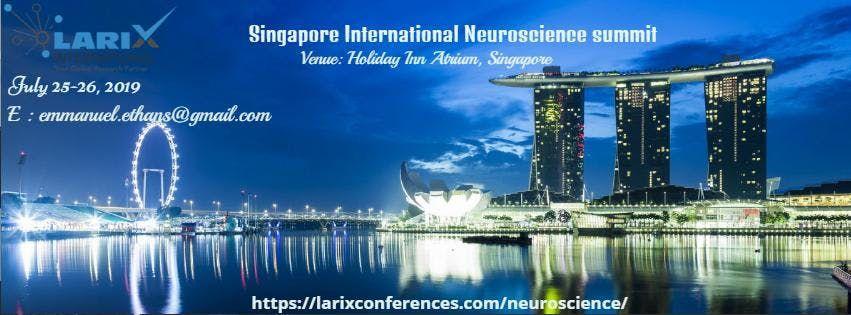 SINGAPORES INTERNATIONAL NEUROSCIENCE SUMMIT