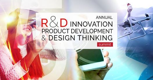 5th Annual R&D Innovation Product Development & Design Thinking