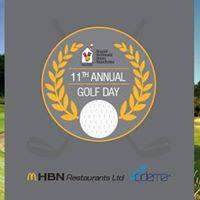 11th Annual Golf Day