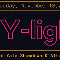 HY-light Harvard Yale Showdown and After Party