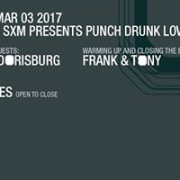 Destination SXM Punch Drunk Love  Frank &amp Tony at Output