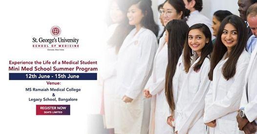 Mini Med School Summer Program
