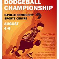 Western Canadian Dodgeball Championships