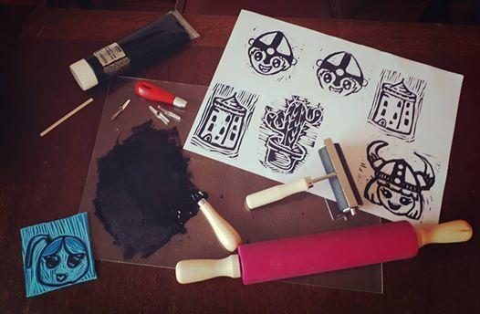 Dise Prints - Kids Workshop