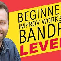 Level 1- Beginners Improv Workshop