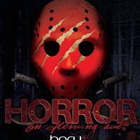 Horror en Fleming Ave - Baru Halloween