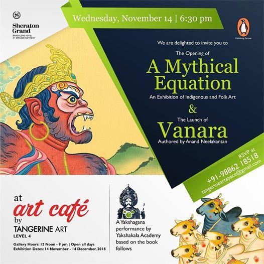 Grand Book Launch At Bangalore - Vanara