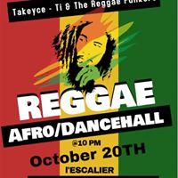 Reggae Afro DanceHall Party