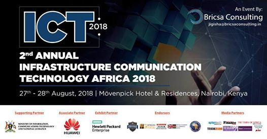 2nd Annual Infrastructure Communication Technology Africa