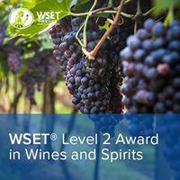 WSET Livello 2 - vino e distillati - Biel  Bienne