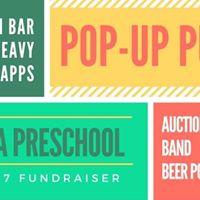 SFA Preschool Pop-Up Pub