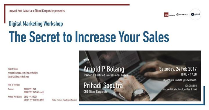 Digital Marketing The Secret To Increase Your Sales