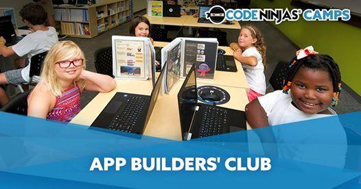 App Builders Club Summer Camp