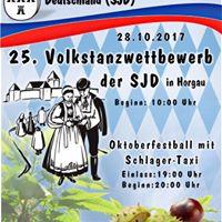 25. Volkstanzwettbewerb &amp Herbstball