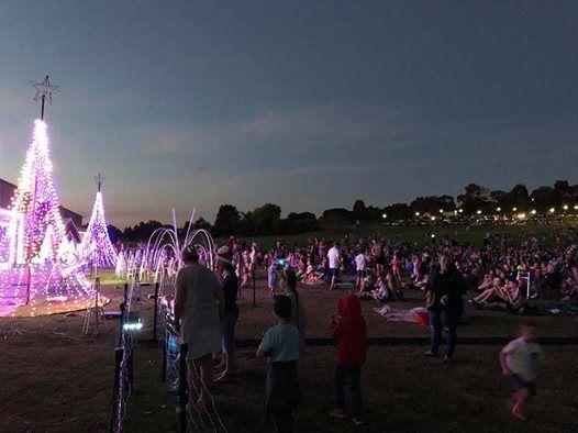 LMC Christmas Lights - Chirnside Park - Free Nightly Event