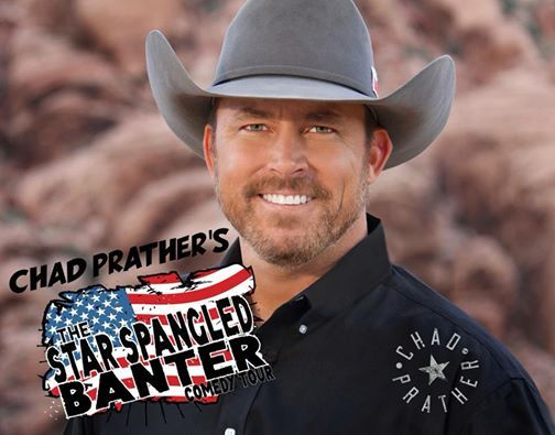 Grand Prairie TX - Chad Prathers Star Spangled Banter Comedy Tour