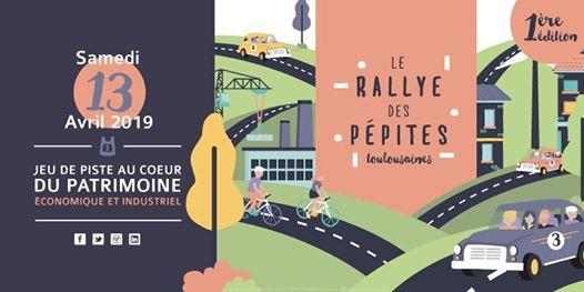 Rallye des Ppites Toulousaines