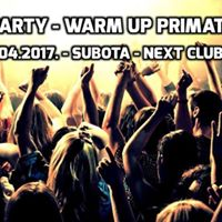 PMF PARTY - Warm up Primatijada