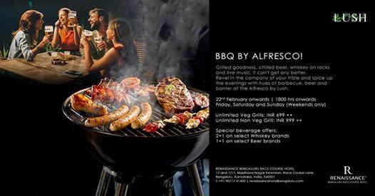 BBQ by Alfresco