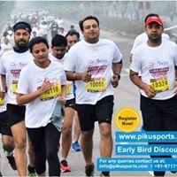 Noida Grand Marathon (NGM - Second Edition)