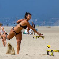 Santa Monica Spikeball Roundnet Tournament
