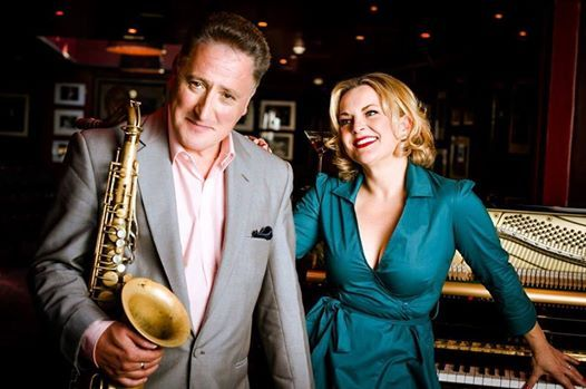 Clare Martin & Ray Gelato- Let There Be Love