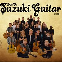 LowCo Suzuki Guitar
