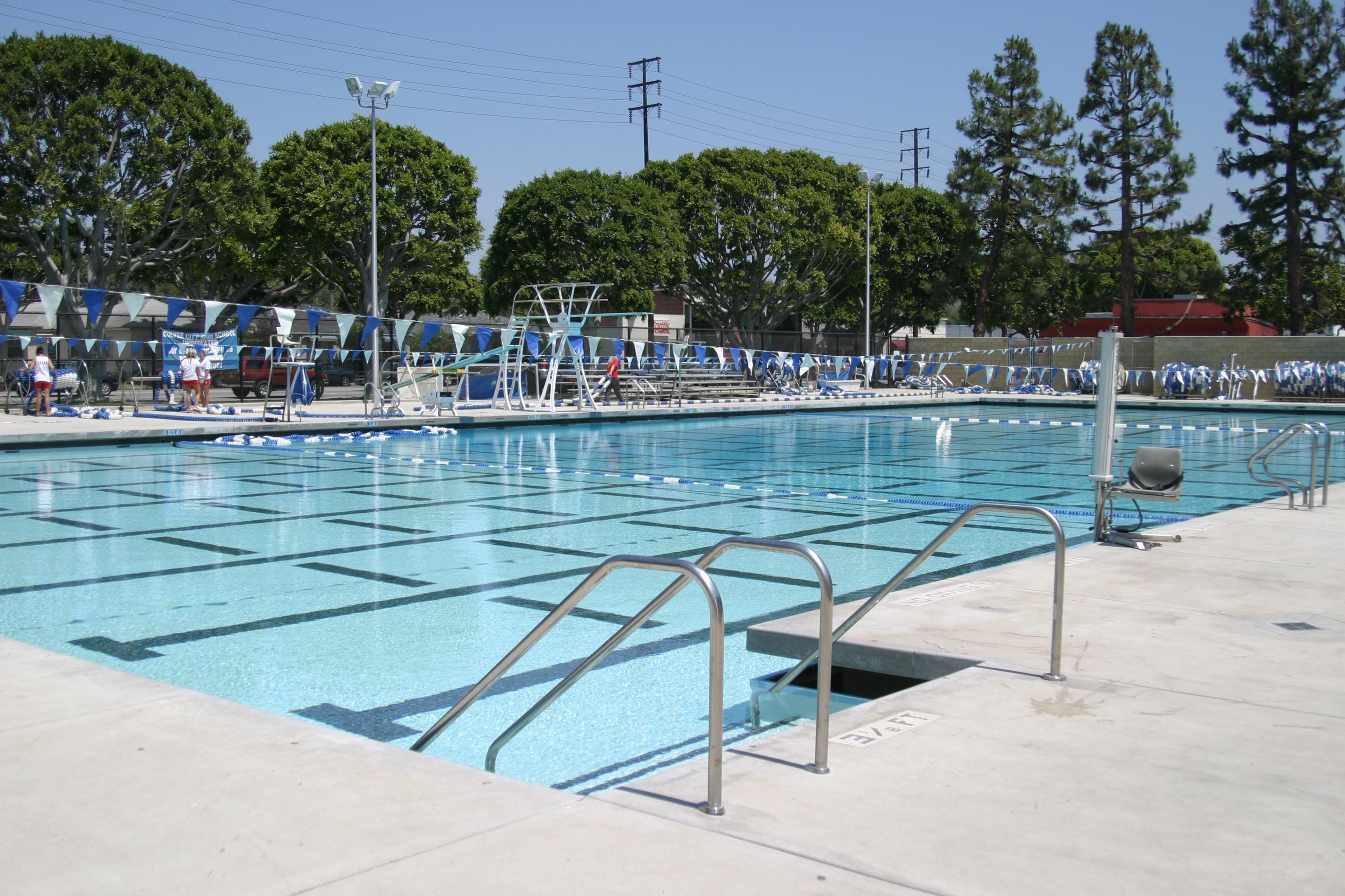 cdfdbd7784f 2018 Los Angeles County Junior Lifeguard Swim Test  Culver City Plunge