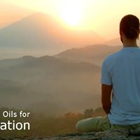 Guided Meditation with DoTerra Essential Oils