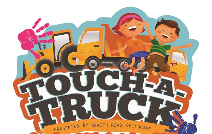 Touch a Truck and Community Festival 2017