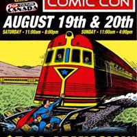 St Thomas Comic Con at the Iron Horse Festival