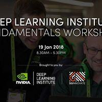 Deep Learning Institute Fundamentals Workshop