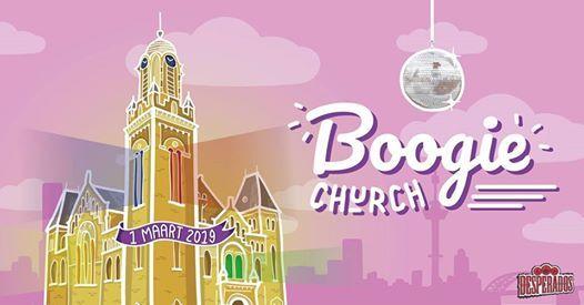 Boogie Express presents Boogie Church