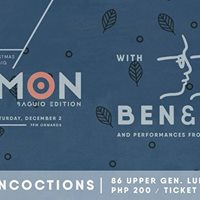Hamon Baguio Edition with Ben&ampBen