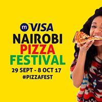 Nairobi Pizza Festival 2017
