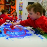 Arty Family Fun - Art and Action