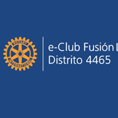 Rotary e-Club Fusion Latina D4465