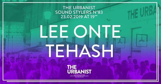 Sound Stylers N. 83 w Lee Onte & Tehash