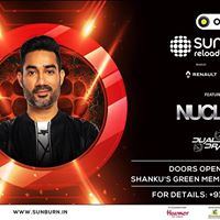 OLA Sunburn Reload with Nucleya
